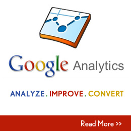 We provide analytic services that will improve your website and conversion rate